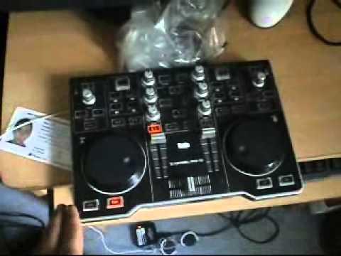 Hercule mp3 e2 youtube - Table de mixage hercules dj control mp3 e2 ...