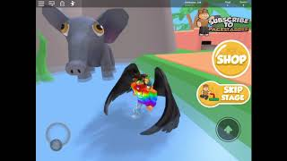 Animals Want Me to Eat! ROBLOX (Music only)