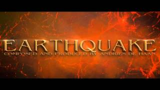 Music : Earthquake (Drums/Percussion)