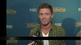 Spencer Liff - Naughty Cyrus - Tiffany Routine - SYTYCD 9 Top 6