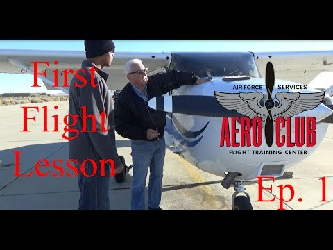 Private Pilot Lesson 1 — Introduction