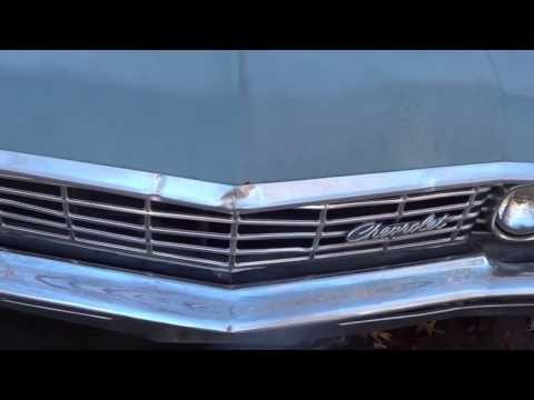 1967 Impala 4dr Hardtop For Sale Supernatural Dean Winchester Car Part 1