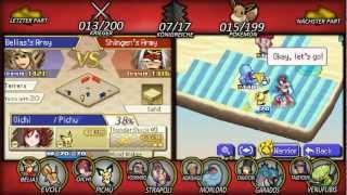 Pokemon Conquest - #7 - [BLIND]: Erste Begegnung mit Nobunaga