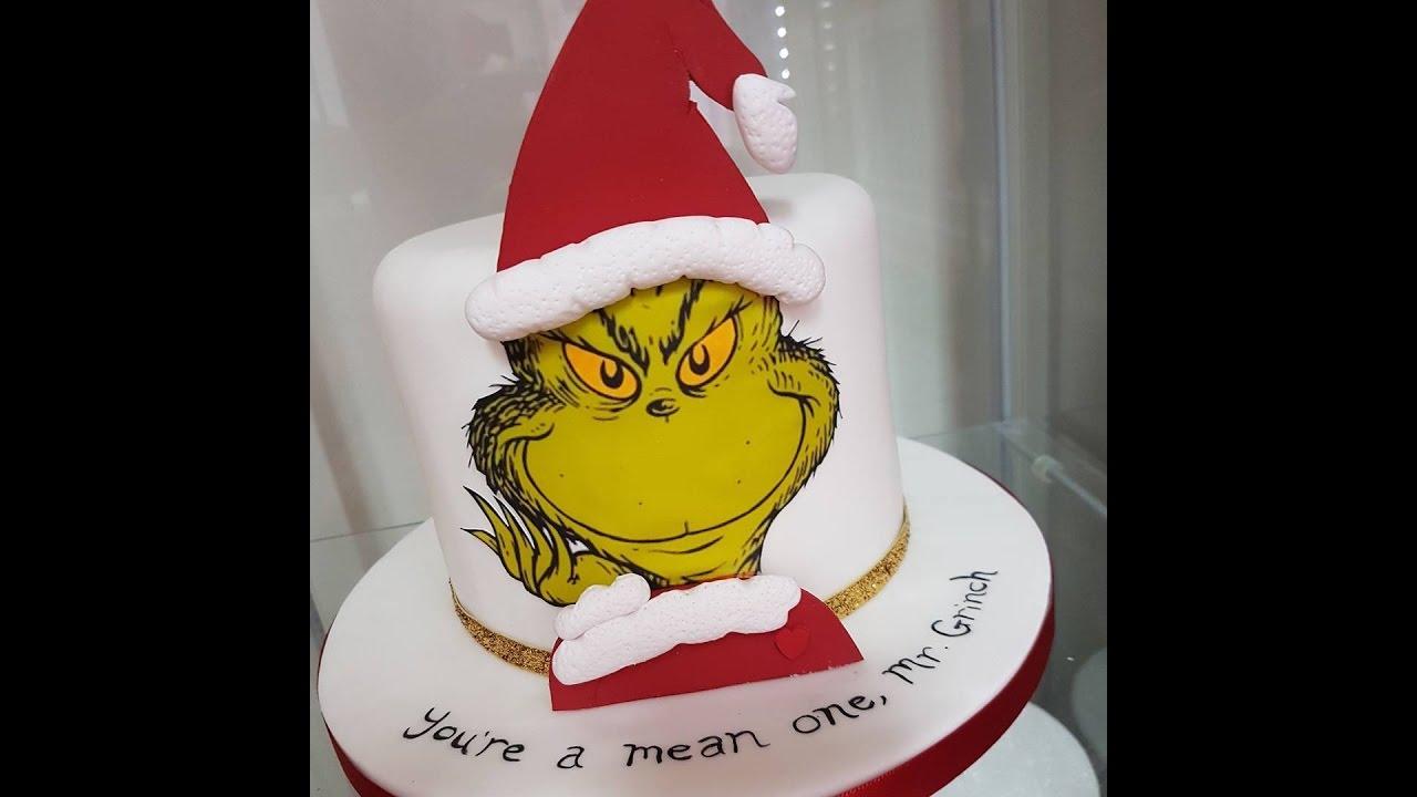 Grinch Inspired Amazingcupcakeselaborate Whoville Cakesthese