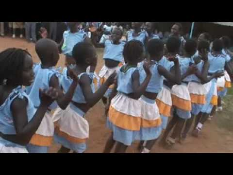 Africa Project  -  Dingi Dingi Girls Dance