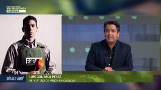 Los colectivos intentan asesinar a periodista. Quedó grabado - Dígalo Aquí EVTV - 09/21/2018 Seg 3