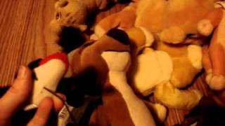 100th Subscriber Special! My ENTIRE Plushie Collection!