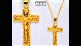 diaporamas bijoux de luxe or