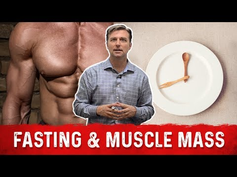 Preventing Muscle Loss when doing Intermittent Fasting