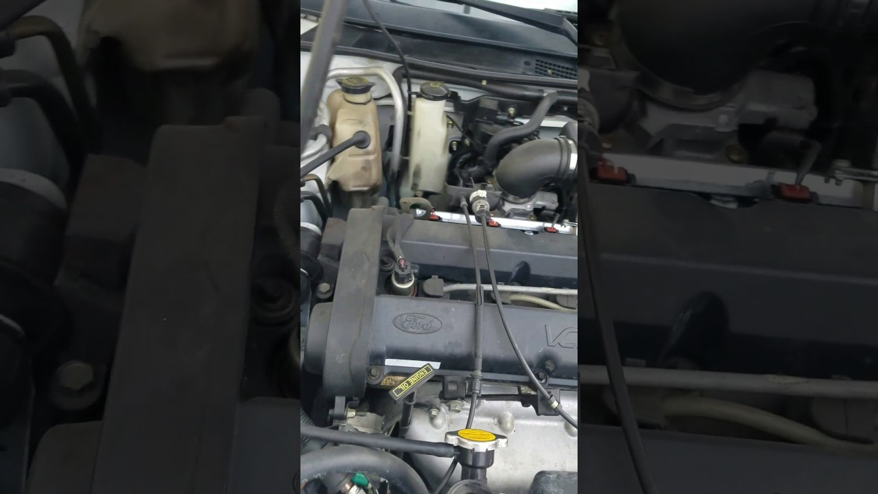 2002 Ford Escort Zx2 Serpentine Belt Diagram Without Airconditioning