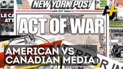The Difference Between American And Canadian Media