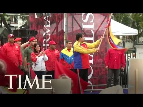 Venezuelan Congress Declares President Maduro Has Staged a Coup | TIME