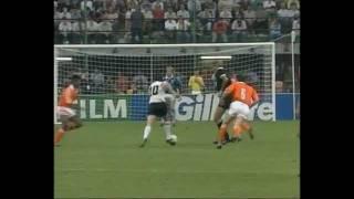 Lothar Matthaus World Cup 1990 Tribute
