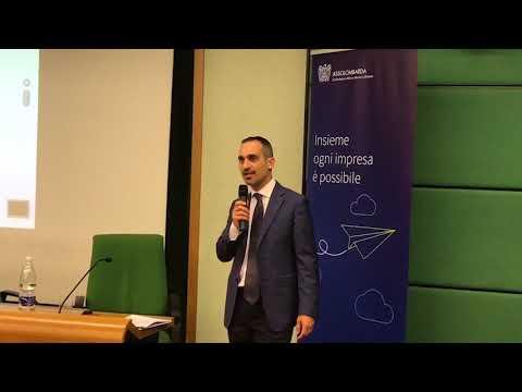 Fabio Colombo Deputy Presidio territoriale di Monza e Brianza di Assolombarda