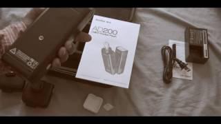 Godox AD200 Wistro Pocket Flash Unit