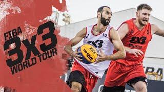 RE-LIVE  - FIBA 3x3 World Tour Doha 2020 | Day 1 @FIBA3x3