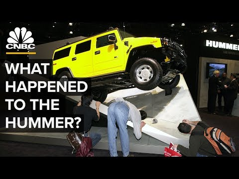 What Happened To The Hummer?
