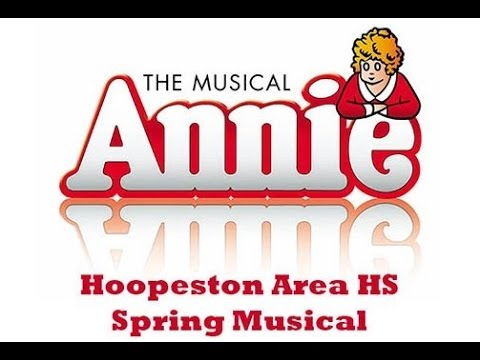 "Hoopeston Area High School Spring Musical ""Annie"""
