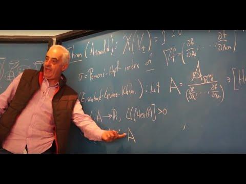 Relations Between Poincaré and Grothendieck Dualities (Xavier Gómez Mont)