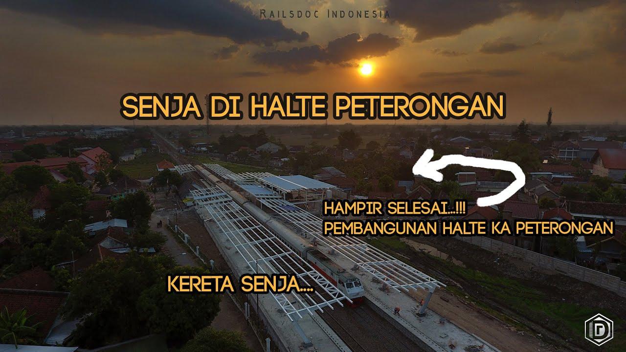 Download Hampir Jadi...!!! Menikmati Senja di Halte Peterongan | Drone View