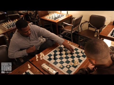 GZA Interview at Chess Forum - Brooklyn Bound (Episode 17 - Part 1)