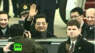 Trade War to Lose: Jim Rogers on Hu Jintao American trip
