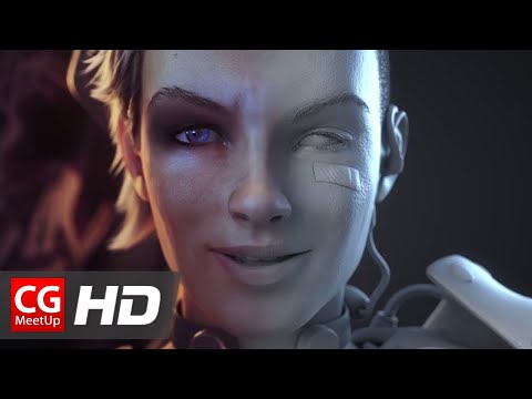 """CGI Making of HD """"Dropzone Face Animation"""" by RealtimeUK 
