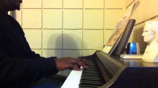 Kendrick Lamar/Mary J. Blige- Now or Never piano cover