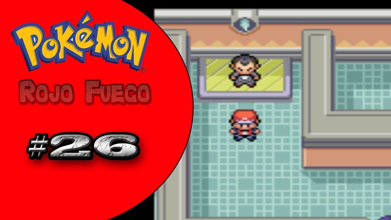 Pokemon rojo fuego ep 26 ultimo lider de gimnasio for Gimnasio 8 pokemon rojo fuego