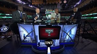 Cavaliers vs Celtics Game 1 Postgame Analysis | Inside The NBA | May 17, 2017
