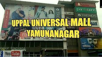Yamunanagar Uppal Mall Special  Video By HR71 Wale