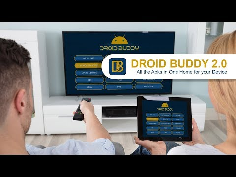 Inside look at Droid Buddy 2 0