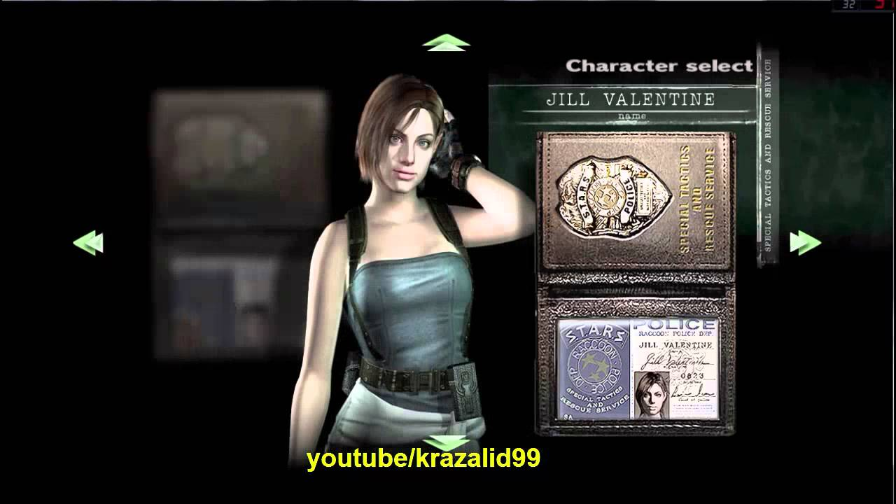 Download Game Resident Evil Remake Pc Full Version