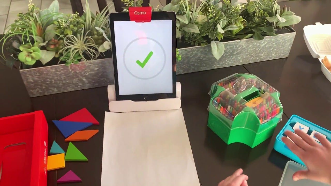 Successful Homeschooling with Play Osmo