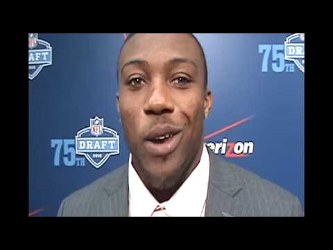 Eric Berry On Tim Tebow And Deion Sanders At NFL Draft