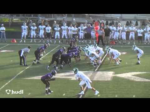 Jack Jenkins Senior Highlights