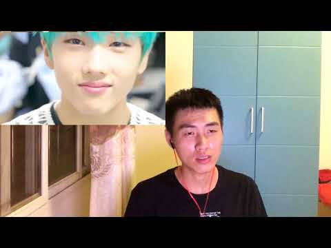 Chinese reaction:NCT DREAM - MY PAGE