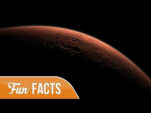 10 Fun Facts About Mars