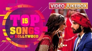 Top 15 Songs Of Bollywood | Pinga, Nagada Sang Dhol, Nagin Dance, Gandi Baat & Many More