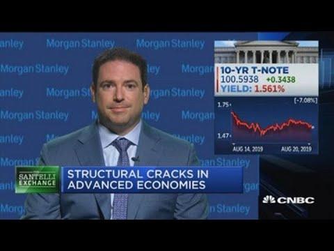 Santelli Exchange: Structural cracks in advanced economies