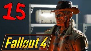 Fallout 4. Прохождение. Часть 15 (Предсказание бабки сбылось) 60fps