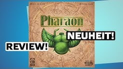 Pharaon // Brettspiel - Review // Regeln & Meinung