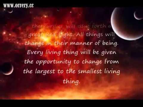 The Hopi Blue KachinaRed Kachina Prophecygood YouTube