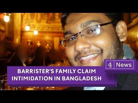 Tulip Siddiq: Detained barrister