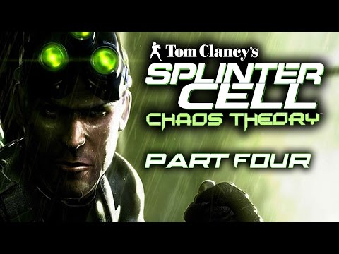 Splinter Cell: Chaos Theory - Walkthrough Part 4: Penthouse
