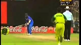Most Unbelievalbe performance by Pakistan Team vs Sri Lanka 1999 Sharjah