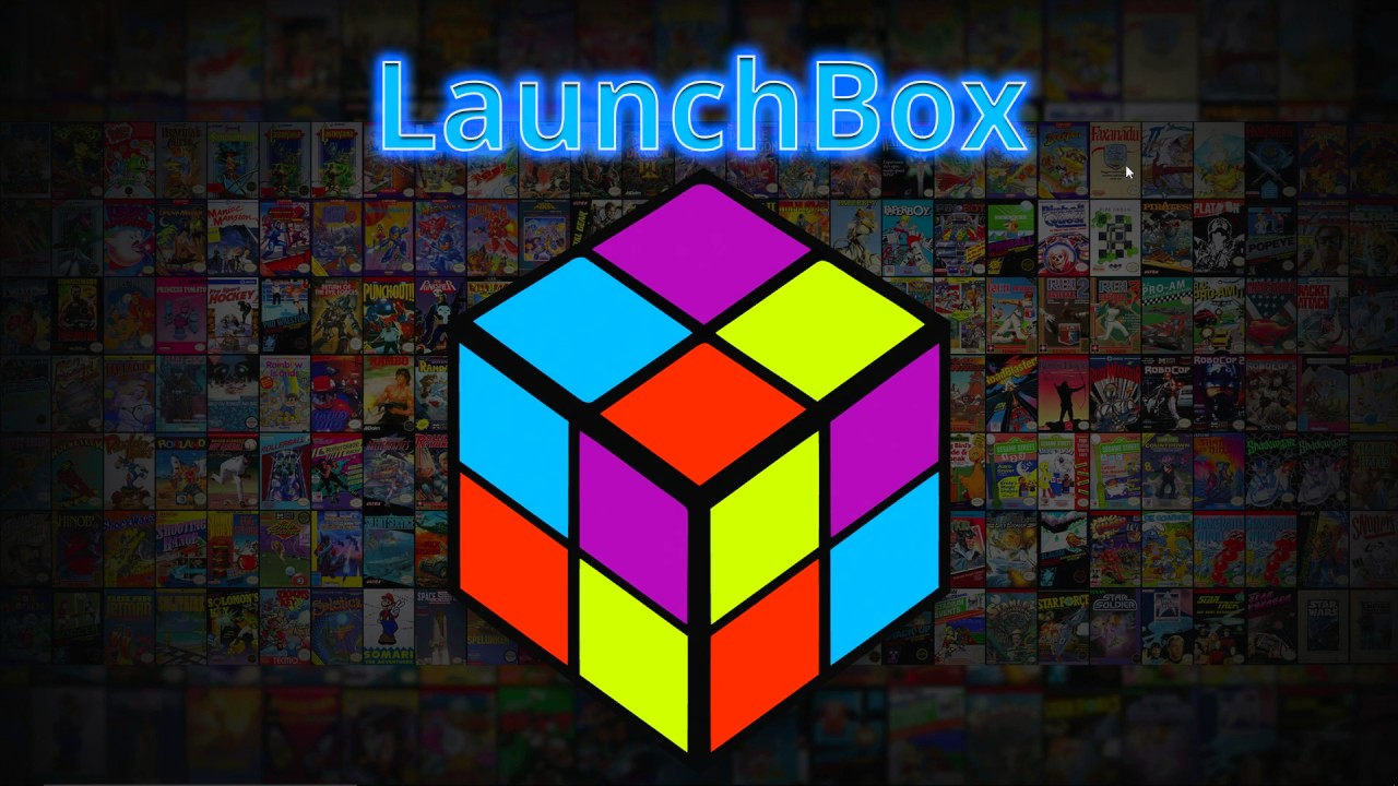 how to add videos to launchbox