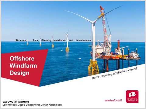OWD - Offshore Windfarm Design - Les 4