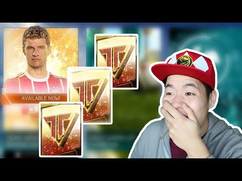 Fifa Mobile 18 Team Heroes are Here! - Massive Pack Opening