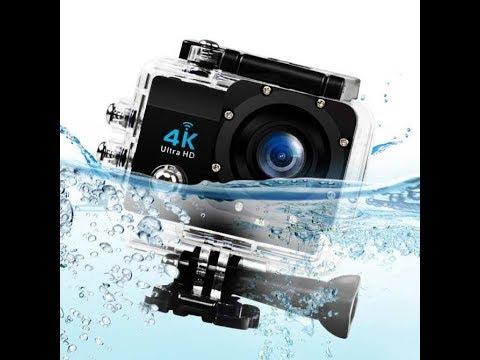 Mở hộp review Camera hành trình 4K